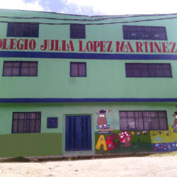 Colegio Julia López Martínez en Bogotá