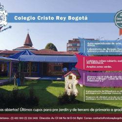 Colegio Cristo Rey en Bogotá