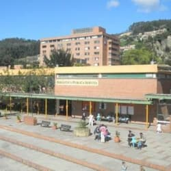 Biblioteca Pública Usaquén Servitá en Bogotá