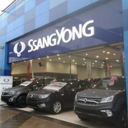 Ssangyong - Mall Plaza Tobalaba en Santiago