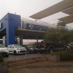 Hyundai - Mall Plaza Tobalaba en Santiago