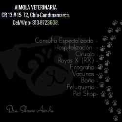 Veterinaria Aimola en Bogotá