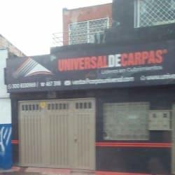 Universal De Carpas en Bogotá