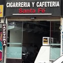 Cigarrería Y Cafetería Santa Fé en Bogotá