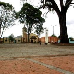 Plaza Fundacional de Engativá Pueblo en Bogotá