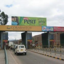 Corabastos en Bogotá