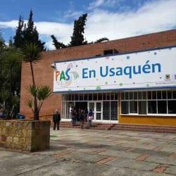 Punto de Articulación Social de Usaquén en Bogotá
