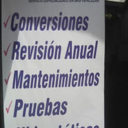 Servigas Quiroga en Bogotá