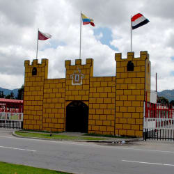 Colegio Militar Simón Bolívar en Bogotá