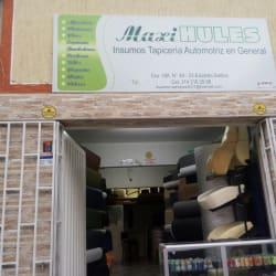 Maxi Hules en Bogotá