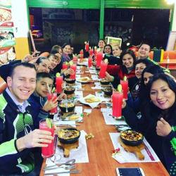 El Rancho Calle 15 en Bogotá