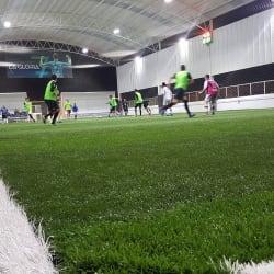 La 7 futbol  en Bogotá