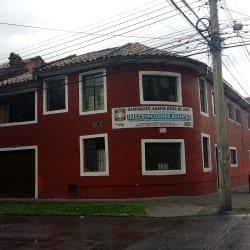 Gimnasio Santa Rosa de Lima en Bogotá