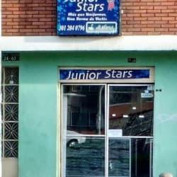 Uniformes Junior Stars  en Bogotá