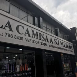 La Camisa a su Medida El Lago en Bogotá