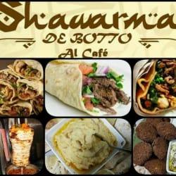 Shawarmas De Botto Al Cafe en Santiago