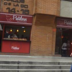 Pasteleros Hojaldres Calle 90 en Bogotá