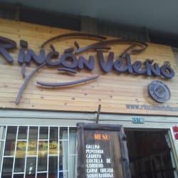 Rincón Veleño en Bogotá