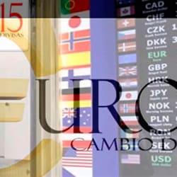 Cambio De Divisas Euro 15 en Bogotá
