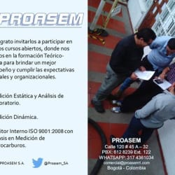 Proasem en Bogotá
