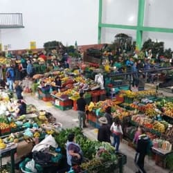 Plaza de Mercado de Soacha Centro en Bogotá