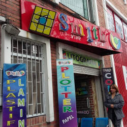 Smith Vive digital SAS Sede 2 en Bogotá