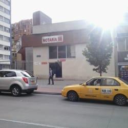 Notaría 38 en Bogotá