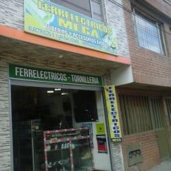 Ferrélectricos Mega en Bogotá