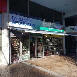 Farmacia Apoquindo - Apoquindo 3357 en Santiago