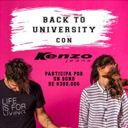 Kenzo Jeans Centro Suba en Bogotá