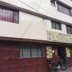Restaurante Estrella Oro en Bogotá
