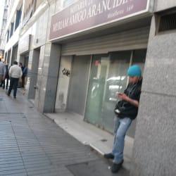 Notaría Myriam Amigo en Santiago