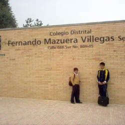 Colegio Distrital Fernando Mazuera Villegas en Bogotá