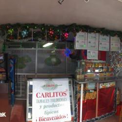 Tamales Tolimenses Carlitos en Bogotá