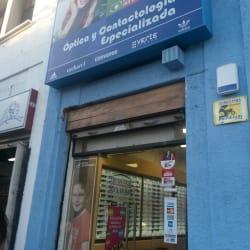 Óptica San Bernardo en Santiago