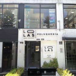 Peluquería Ali Ortega en Bogotá