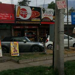 Pizza Delivery - Vicente Perez Rosales 909 en Santiago