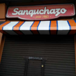 Sanguchazo en Santiago