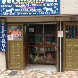 Veterinaria Servi Fauna en Bogotá