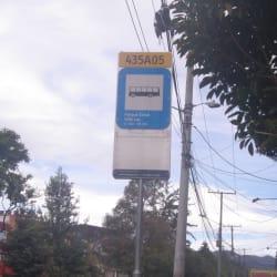Paradero SITP Parque Zonal Villa Luz - 435A05 en Bogotá