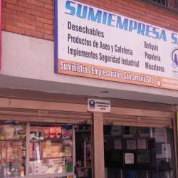 Suministros Empresariales Santamaría en Bogotá