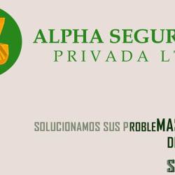 Alpha Seguridad Privada Ltda en Bogotá