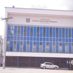 Colegio Distrital Tomás Cipriano de Mosquera en Bogotá