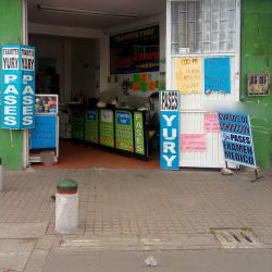 Tramites Yury en Bogotá