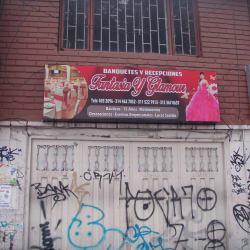 Fantasia y Glamour's en Bogotá