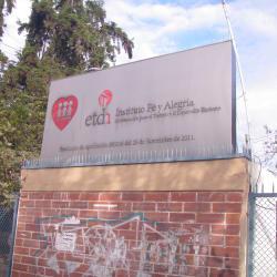 Centro Educativo San Luis Gonzaga Fe y Alegría en Bogotá