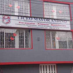 Liceo Mayor Andino en Bogotá