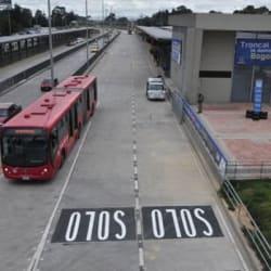 Portal El Dorado en Bogotá