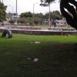 Parque La Palestina en Bogotá