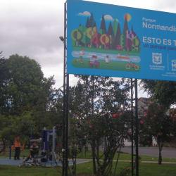 Parque Urbanización Normandía III Sector en Bogotá